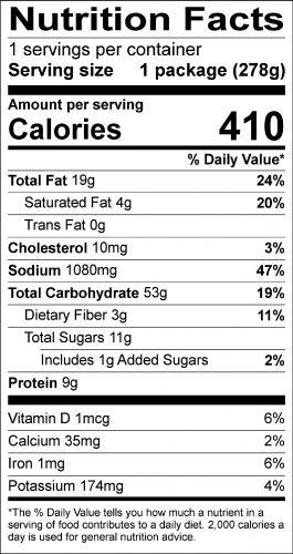 Krispy Krab - P2 Label